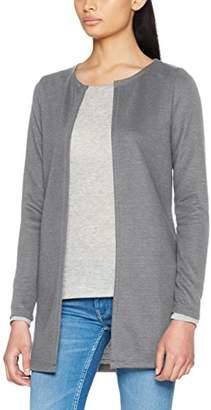 Vero Moda Women's Vmparis Ls Noos Cardigan,(Manufacturer Size: X-)