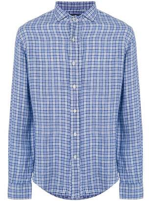 Polo Ralph Lauren check patterned shirt