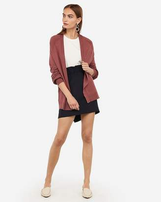 Express Balloon Sleeve Cardigan