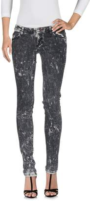 Philipp Plein Denim pants - Item 42666437KF