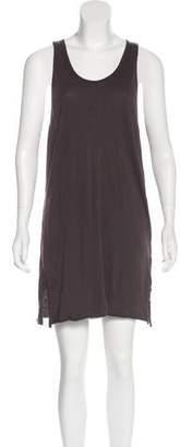 Daniel Patrick Sleeveless Mini Knit Dress