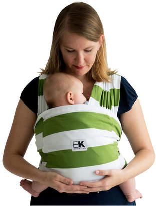 b776b4f9541 Baby K tan Print Baby Wrap Carrier