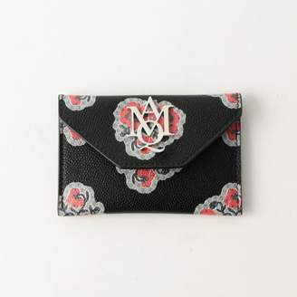 GUILD PRIME (ギルド プライム) - ギルドプライム 【ALEXANDER McQUEEN】財布-Insignia Envelope Card Holder 439197DYB0I-