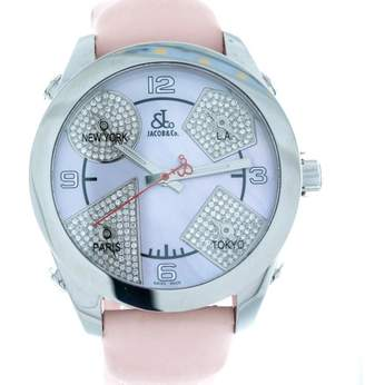 Jacob & co Five Time Zone Ladies Watch