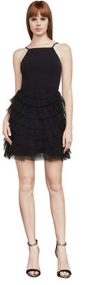 BCBGMAXAZRIA Casandra Pleated Dress