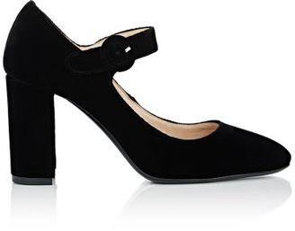 Barneys New York Women's Mary Jane Pumps-BLACK $295 thestylecure.com