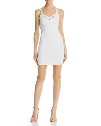 GUESS Mirage Teasha Strappy Body-Con Dress