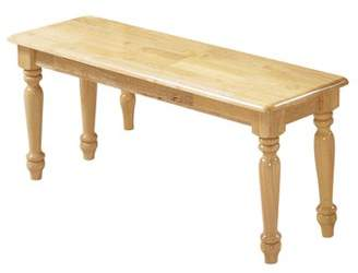 ACME Furniture ACME Fabrice Bench, Natural