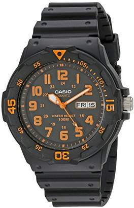 "Casio Unisex MRW200H-4BV""Neo-Display"" Watch"