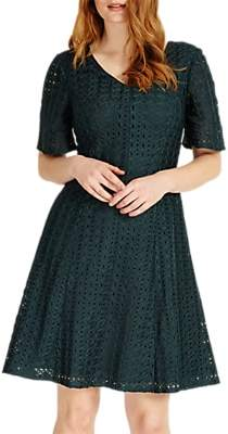 Studio 8 Tess Dress, Dark Green
