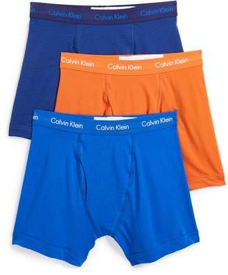 Calvin Klein Underwear 3 Pack Cotton Stretch Briefs