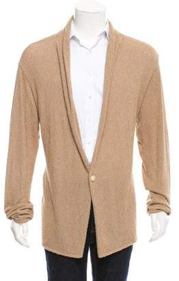 John Elliott Lon Sleeve Knit Cardigan