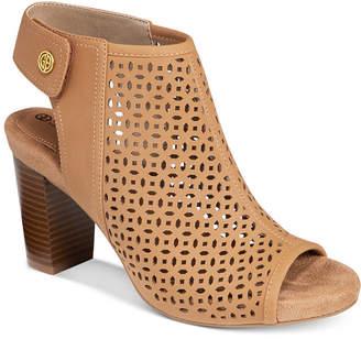Giani Bernini Josieyy Shooties, Created for Macy's Women's Shoes