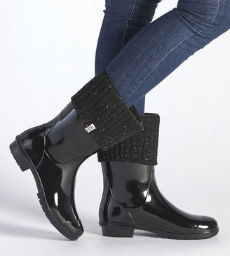 Women's Sienna Short Rain Boot Sock $29.50 thestylecure.com