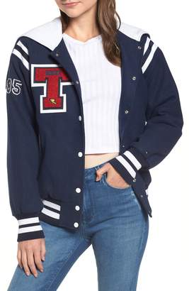 Tommy Jeans New York Varsity Bomber Jacket
