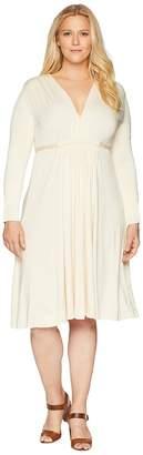 Rachel Pally Plus Size Long Sleeve Caftan Women's Clothing