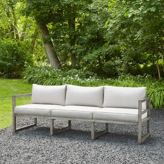 Real Flame Monaco Patio Sofa with Cushions