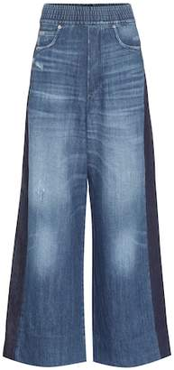 Golden Goose Sophie high-rise flared jeans