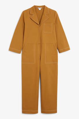 Monki Utility boiler suit