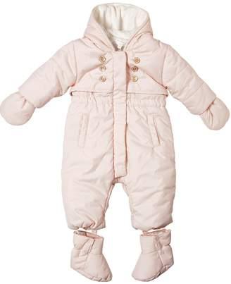 Chloé Padded Nylon Baby Bunting