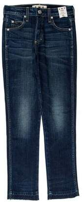 Amo Cropped High-Rise Jeans w/ Tags
