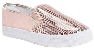 Muk Luks Women's Gianna Slip-On Sneaker