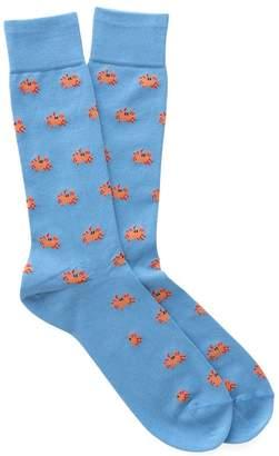 J.Mclaughlin Crab Socks