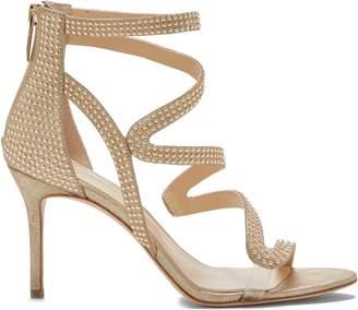 Vince Camuto Imagine Prest Studded Heeled Sandal