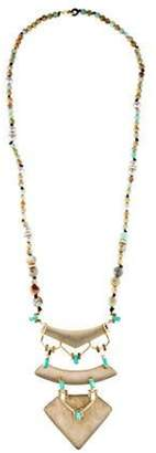 Alexis Bittar Multistone Collar Necklace Gold Multistone Collar Necklace