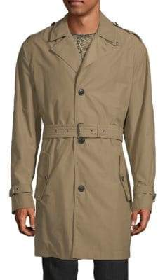 Dunhill Belted Trench Coat