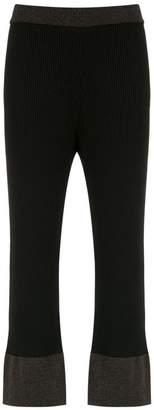 M·A·C Mara Mac knit cropped trousers