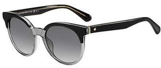 Kate Spade Abianne-S 51mm Oval Sunglasses