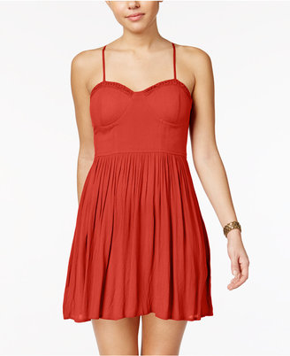 American Rag Racerback Fit & Flare Dress, Only at Macy's $69.50 thestylecure.com