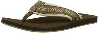 Timberland Men's Wild Dunes FTM Flip Flop, (Light Brown)