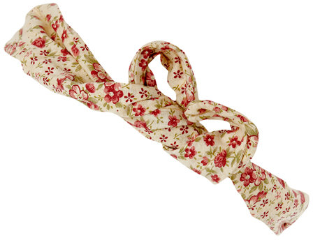 Ladies Floral Bendy Headband