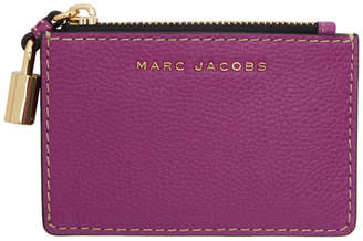 Marc Jacobs Pink Logo Multi Card Holder