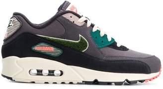 Nike paneled Air Max sneakers
