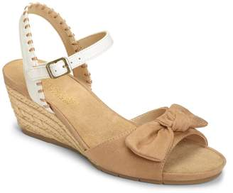 Aerosoles A2 By A2 by Cake Over Wedge Sandals