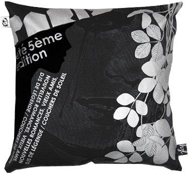 HZL Paris Ete/Dj's de Legende Pillow Cover