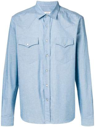 74028531784 Ami Alexandre Mattiussi Men s Longsleeve Shirts - ShopStyle