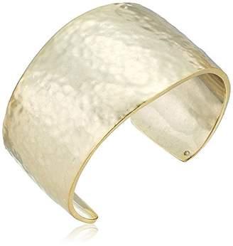 Rachel Roy Womens Verbiage Cuff Bracelet