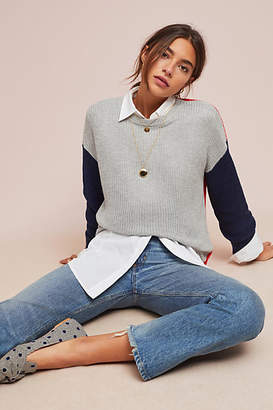 Splendid Colorblocked Sweater