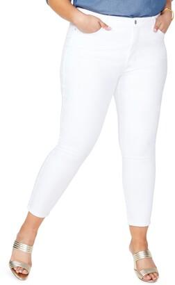 NYDJ Ami Cool Embrace Ankle Skinny Jeans