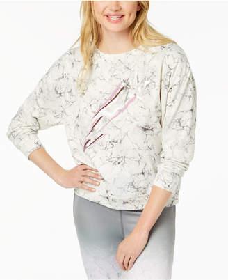 Material Girl Juniors' Graphic-Print Sweatshirt