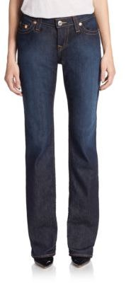 Straight-Leg Jeans $189 thestylecure.com