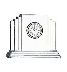 Waterford Crystal Metropolitan Clock