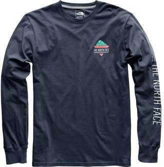 The North Face 90's Script Long-Sleeve T-Shirt - Men's