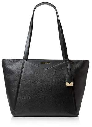 MICHAEL Michael Kors TZ Large Leather Tote