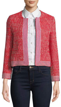 Marella Tweed Boxy Jacket