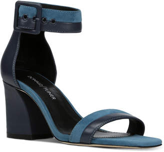 Donald J Pliner Watson Slant-Heel Dress Sandals